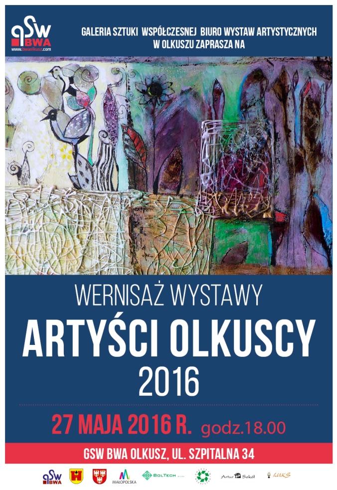 artysci-olkuscy2016-plakat