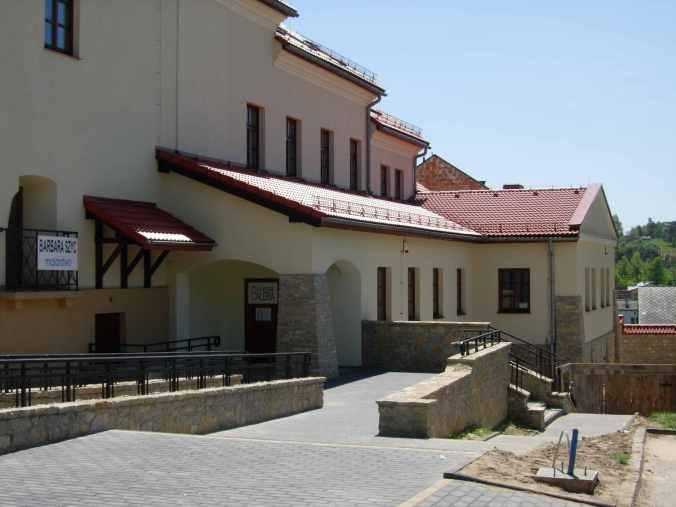 BWA obecna siedziba Galerii
