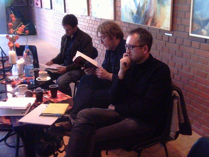 Ratoń 2005 jury Różycki Melecki i Grzebalski